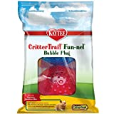 super pet crittertrail one - Kaytee CritterTrail Fun-nels Bubble Plugs, Assorted Colors, Set of 2