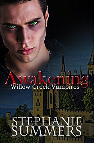 Awakening Willow Creek Vampires Book ebook product image