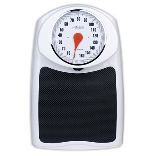 Detecto Pro Health Mechanical Personal Scale by Detecto