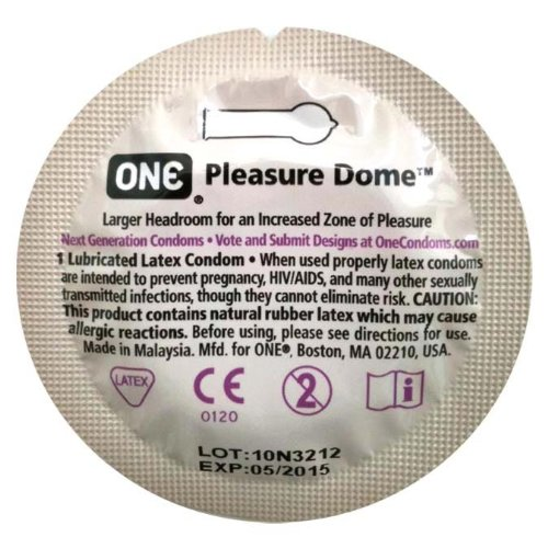 ONE PLEASURE DOME 60 PACK by ONE