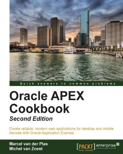 Download Oracle APEX Cookbook, Second Edition Pdf