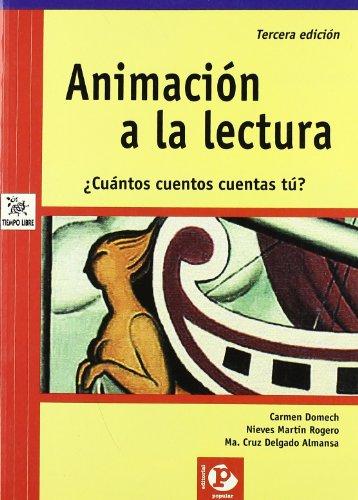 Descargar Libro Animación A La Lectura: ¿cuántos Cuentos Cuentas Tú? Carmen Domech