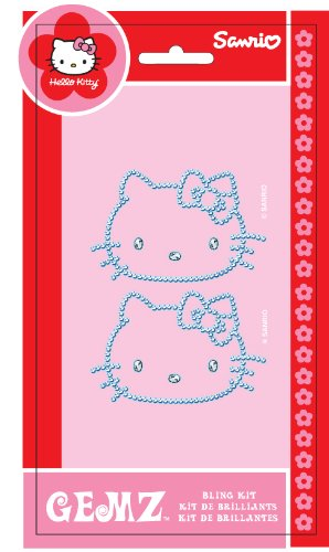 hello kitty car accessories kit - 3