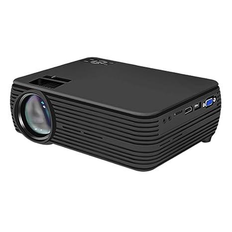 Amazon.com: Festnight X5 Mini Video LCD Proyector 1080P ...