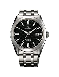 Orient Star Standard-Date Automatic with Sapphire Crystal and Carbon Fiber Dial DV02002B