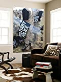 U.S. Marines and Sailors Don Riot Gear for Drills During Exercise Lethal Breeze Wall Mural by Stocktrek Images 48 x 72in