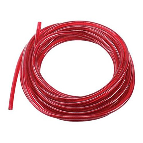 Red 7mm Solid Core Spark Plug Wire, 20 Ft.