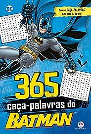 Batman - 365 Caça-palavras