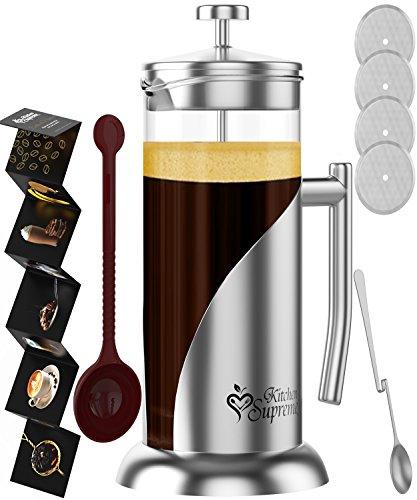 glass tea press - 3