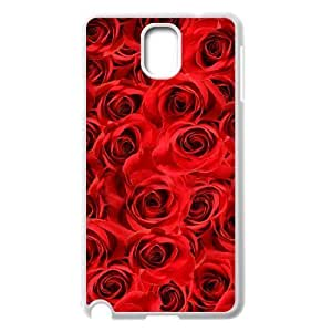 Custom For Case HTC One M8 Cover with Personalized Design Happy flowers