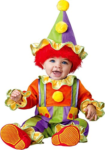 Cuddl (Circus Clown Child Costumes)