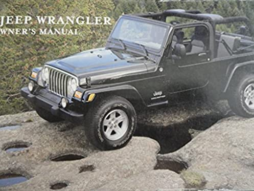 2005 jeep wrangler owner manual professional user manual 2006 Jeep Wrangler Sport 2005 jeep wrangler unlimited rubicon owners manual