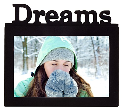 4x6 Inspirational Dreams Picture Frame