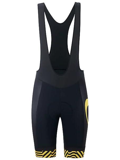 ef2494d90d5 Amazon.com  Oakley Colorblock Bib Bike Shorts Mens  Clothing