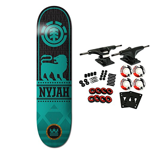 Element Skateboard Complete Nyjah Courage 7.75″