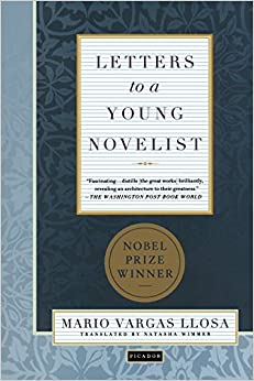 Book Letters to a Young Novelist by Mario Vargas Llosa (1-Jun-2003)