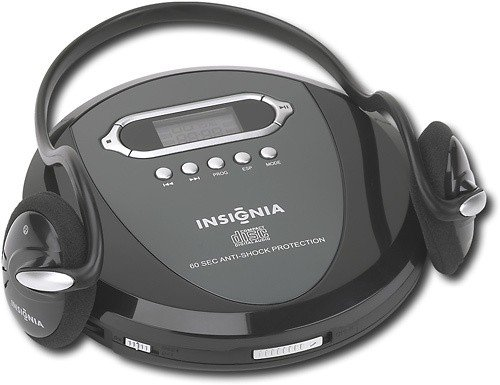 Insignia Portable CD Player