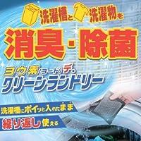 アイスリー工業 ヨウ素デ(ヨード)クリーンランドリー 【2個組】