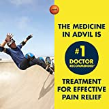 Advil, 200mg Ibuprofen, Pain Reliever/Fever
