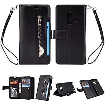d2347ac26d4d0 Amazon.com  Galaxy S9 Wallet Case