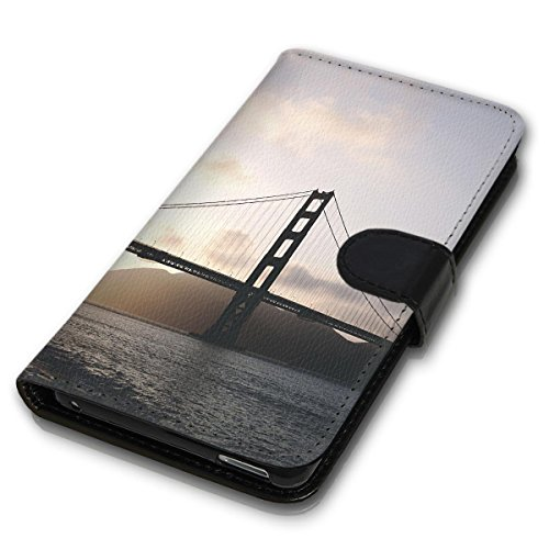 Wallet Book Style Flip Handy Tasche Case Schutz Hülle Schale Motiv Etui für Apple iPhone 4 / 4S - Design Flip MV65