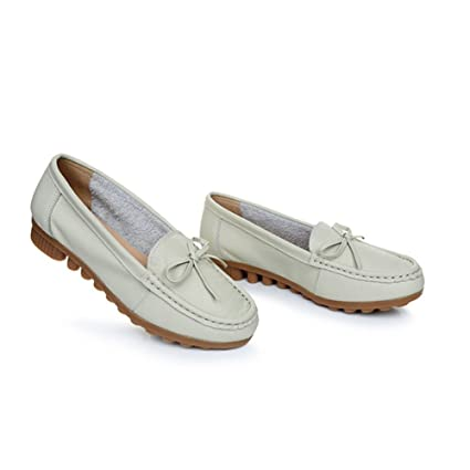 ae7f8818dcc98 Amazon.com: Women's Shoes Peas Shoes Spring Fall New Mother's Shoes ...