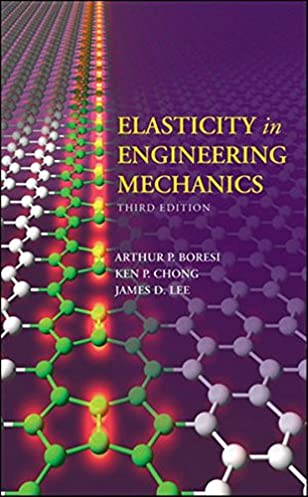 elasticity in engineering mechanics arthur p boresi ken chong rh amazon com Test Bank Solutions Manual Test Bank Solutions Manual