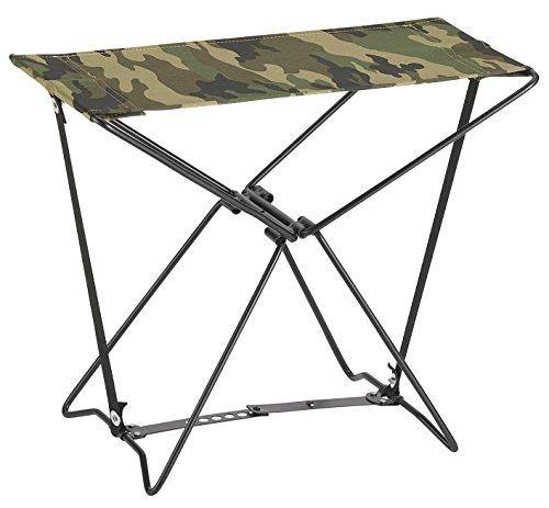 (Rothco Folding Camp Stool, Woodland Camo)