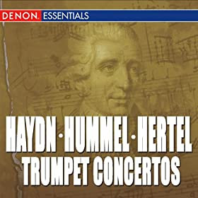 Amazon.com: Haydn - Hummel - Leopold Mozart - Hertel