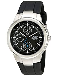 Casio Men's EF305-1AV Multi-Function Analog Watch