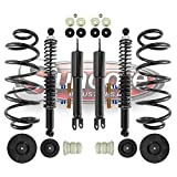 Front & Rear Air Ride Suspension to Shock Absorbers