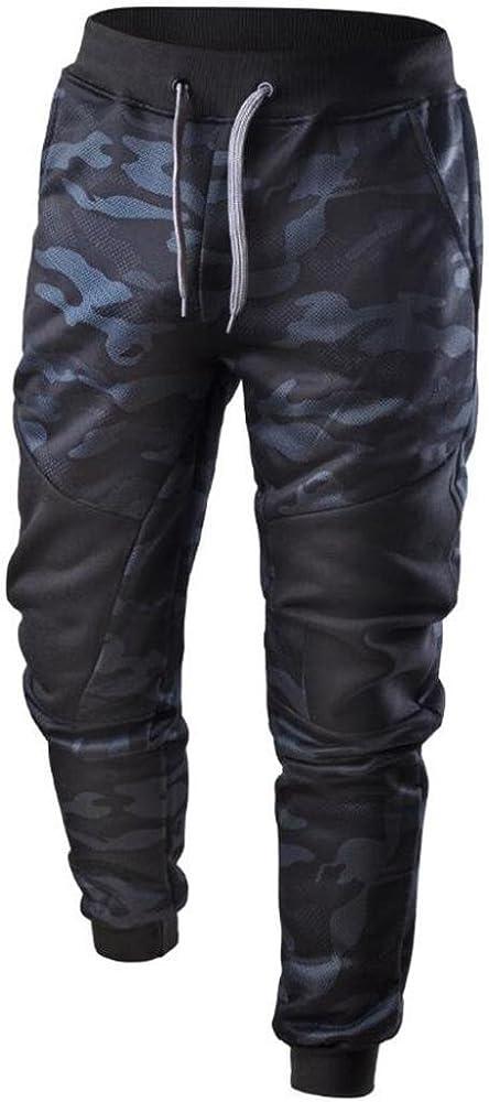 Hombres PantaloneHombres Pantalones de chándal casual Primavera ...