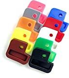 Van Den Heuvel–Key Cap Square (1Pack of 10) Multi Openings, multicoloured
