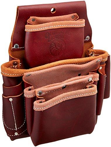 Fastener Bag Tool Bag - Occidental Leather 5062 4 Pouch Pro Fastener Bag
