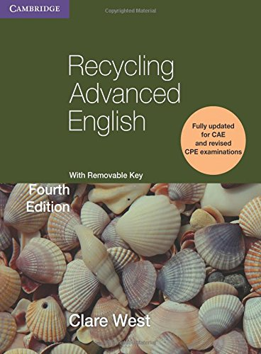 Recycling Advanced English Student's Book (Georgian Press) pdf
