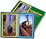 Iron Horse Bridge Standard Index Playing Cards by Springbok