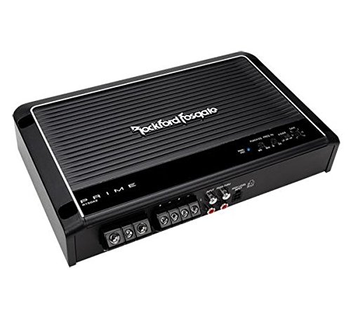 Rockford Fosgate R150X2 Prime 2-Channel - Top Fiat Convertible