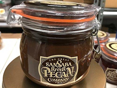 Fudge Pecan by The Great San Saba River Pecan Company ()