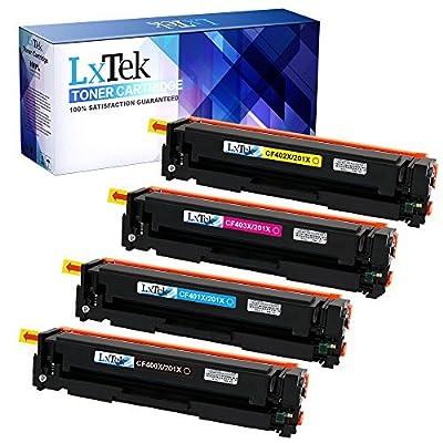 HP 201X Compatible Toner Cartridges