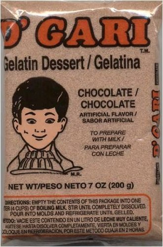 Dgari Gelatin Dessert Chocolate & Milk ...