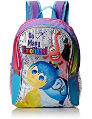 Disney Girls Inside Out 16 inches Backpack - So Many Emotions !