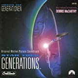 Star Trek Generations: Original Motion Picture Soundtrack [Import anglais]