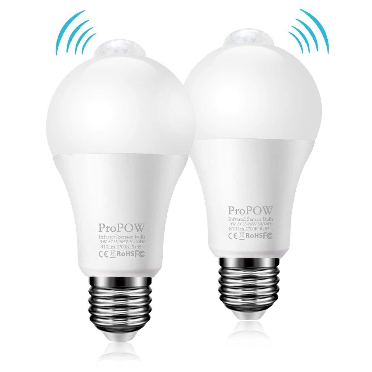 2 Pack Bendable Medium Base Light Socket Converter for Motion Sensor Light Bulb Standard LED Bulbs Adjustable Vertical 180/° Horizontal 360/° Aukora E26 E27 Light Bulb Socket Extender