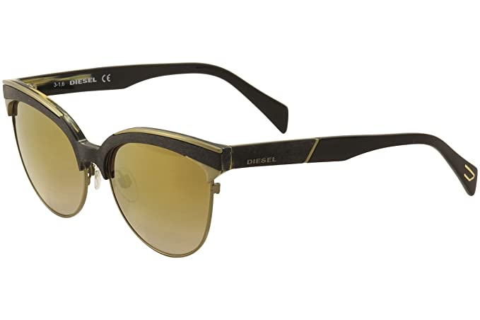 Gafas de sol Diesel DL0158 C58 05G (black/other / brown ...