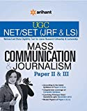UGC NET/SET (JRF & LS) MASS COMMUNICATION & JOURNALISM Paper II & III