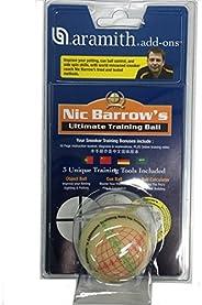 Aramith Nic Barrow's Ultimate Snooker Training