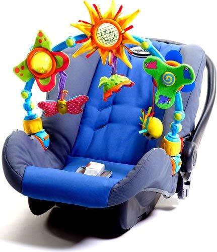 Baby Activity Bar For Pram - 9