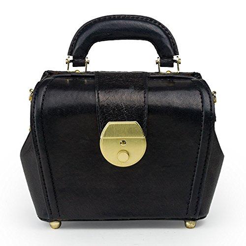 7'' Leather Doctors Bag