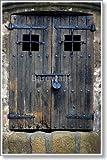 barewalls Door Paper Print Wall Art - bwc223587 (42in. x 28in.)