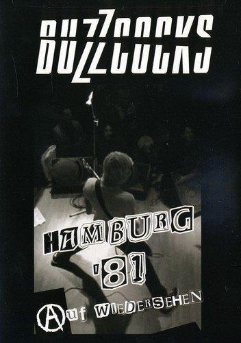 DVD : Buzzcocks - Hamburg 81: Auf Wiedersehen (DVD)